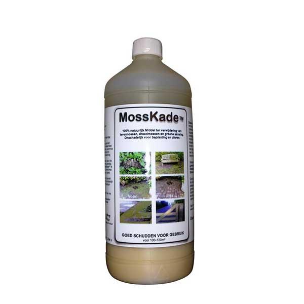 MossKade tegen algen en mos